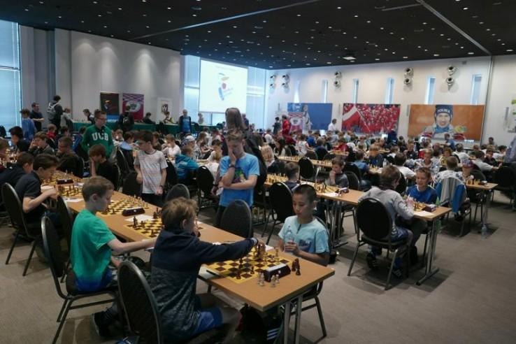 Warszawska Olimpiada Młodzieży 2018
