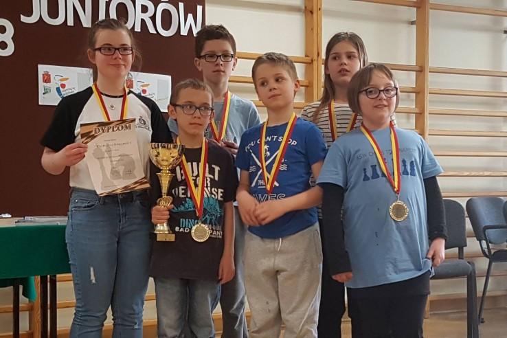 Drużynowe Mistrzostwa Mazowsza Juniorów III liga 2018