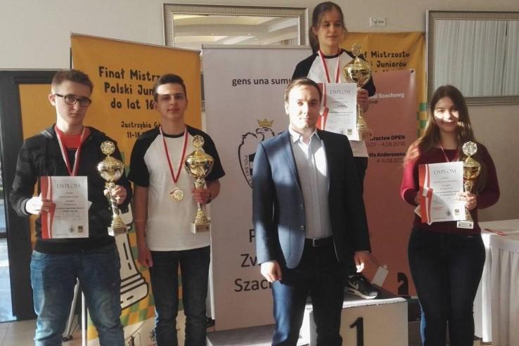 Mistrzostwa Polski Juniorów do lat 16 oraz do lat 18