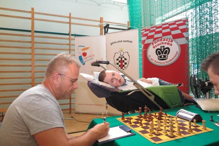 Mistrzostw Świata IPCA Osób Niepełnosprawnych Ruchowo