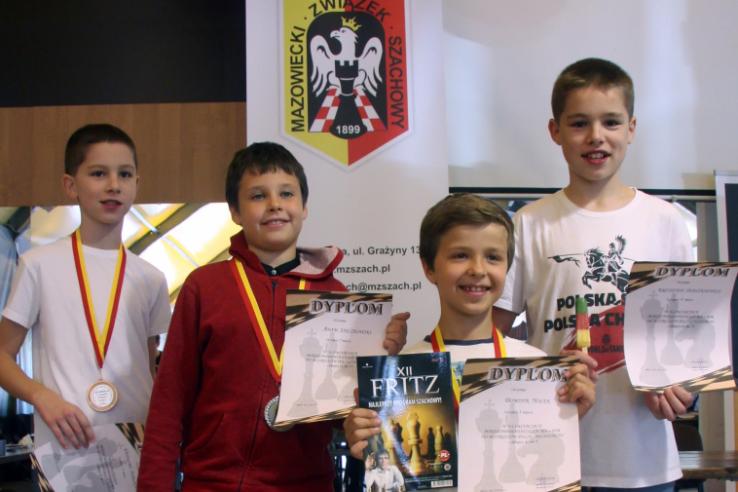 Finaliści Mistrzostw Polski 2019