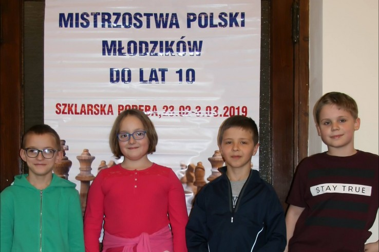 Mistrzostwa Polski Młodzików do lat 10 - Szklarska Poręba 2019