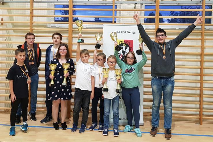 Indywidualne Mistrzostwa Mazowsza w szachach szybkich i błyskawicznych