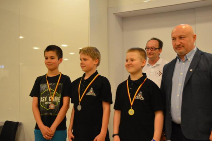 Warszawska Olimpiada Młodzieży 2021 - szachy szybkie