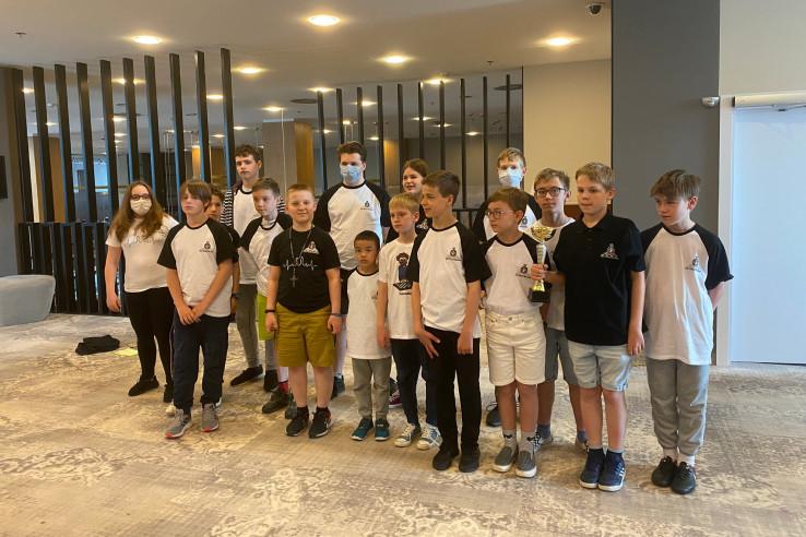 Warszawska Olimpiada Młodzieży 2021 - szachy klasyczne