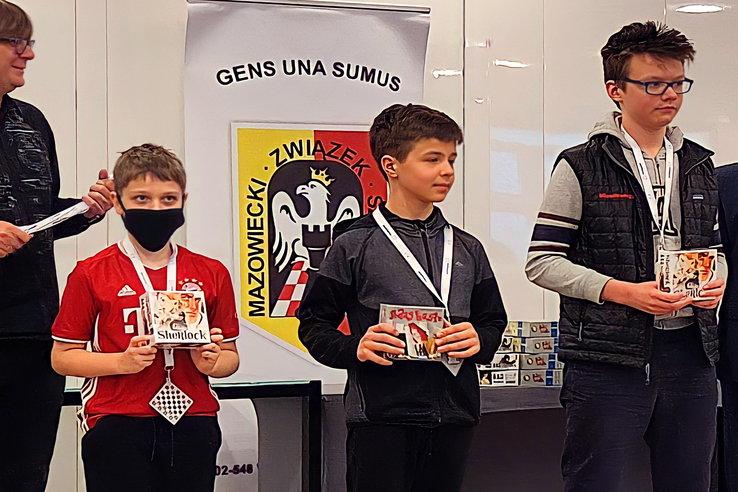 Drużynowe Mistrzostwa Mazowsza Juniorów