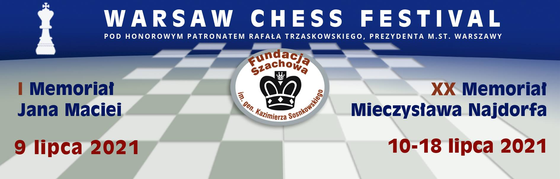WARSAW CHESS FESTIVAL